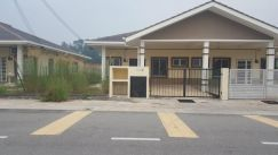 [FULL LOAN] Kapar SEMI D Tanah Besar Klang Rmh Meru 2640Sqft 0 DEPOSIT