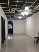 Single storey terrace bukit Bendera fully renovated