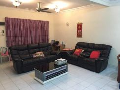 [ Kitchen extended ] 2 store house Puchong Utama , Puchong