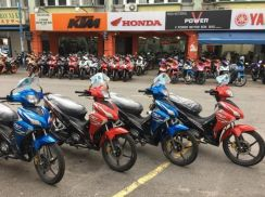 Sym Sm Sport 110r (Whatsaap Apply) Promosi