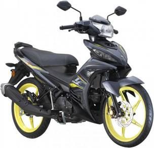 Yamaha LC135 New Colour