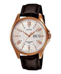Watch - Casio Date MTP1384L-7AV - ORIGINAL