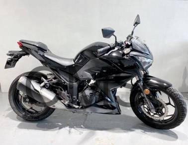 Kawasaki Z250 Second muka299 Z 250 Ninja R25 R15