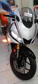 Yamaha r25 new jual murah murah