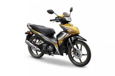 Honda dash125 promosi cny 2021