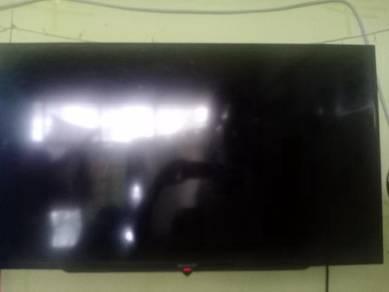 Tv sharp led 40 inci