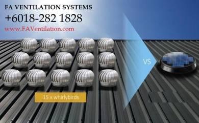 FA Solar Ventilator KANGAR SIMPANG AMPAT PERLIS