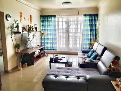 CORNER UNIT LEVEL 2 Apartment Taman Koperasi Maju Jaya Cheras