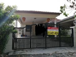 Fully Furnished Semi D For RENT at Kulim