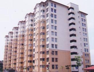 Merak Apartment Puchong Jaya Bandar Kinrara Ria Bkt Jalil 0% D/payment