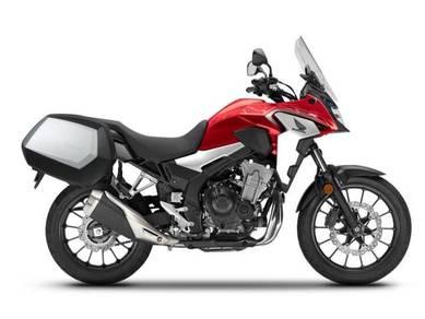 SHAD SH35 side case for Honda CB500X 19-20'