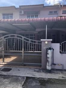 Double Storey Terrace for Rent in Taman Tengku Maheran