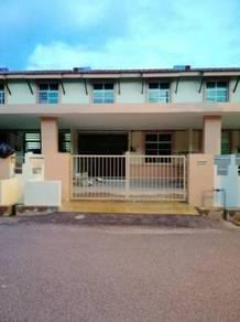 Rumah PSJ Setingkat 1/2 (5 Bilik & 4 Bilik Air )Sungai Karang, Kuantan