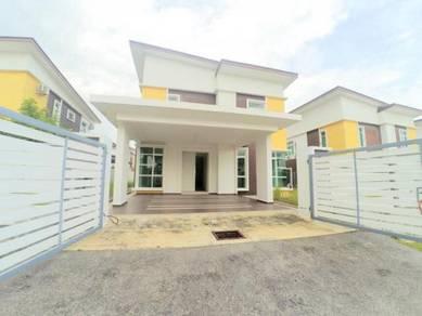 Banglo Setingkat Setengah Paya Rumput Perdana Besar 6 Bilik Full Loan