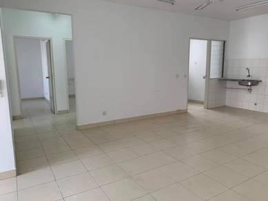 Apartment Seri Kasturi Intan Setia Alam anytime move in