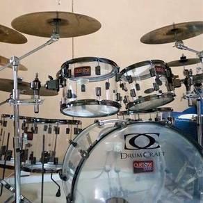 Drumcraft 8series Acrylic