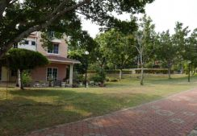 [BIG LAND AREA] CORNER LOT 2.5 Storey House Precint 8, Putrajaya