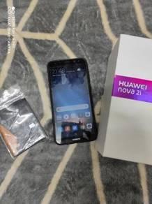 Huawei Nova 2i LCD rosak tapi fully function