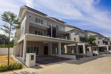 3 Semi-D Orange Villa, Bukit Mertajam Near Residensi Harmoni