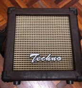 Techno MG5 Guitar Amplifier