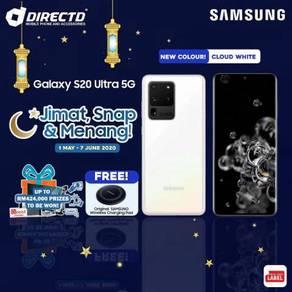 SAMSUNG GALAXY S20 ULTRA (5G / 12GB RAM) MYset