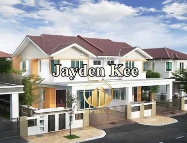 Residensi Merbok 2 Storey Semi D Gated near C-Mart Bukit Panchor