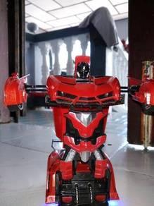 RC car transformer
