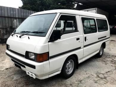 Mitsubishi window van 2.5 diesel