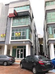 Office LOT Boulevard Business Park, Jalan Kuching