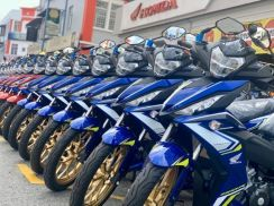 Honda rs150r v2 (PROMOSI HARI RAYA RM1 DEPOSIT)