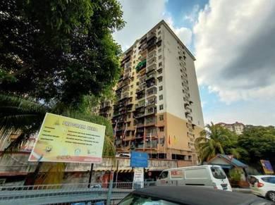[CANTIK] Pangsapuri Sri Nilam di Bandar Baru Ampang Selangor