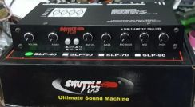 Pre amp 4band