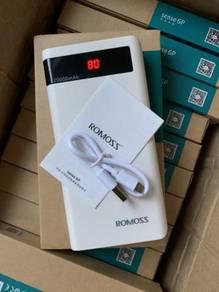 ROMOSS Sense 6 Plus with LCD 20000mAh Power Bank