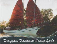Hand Made Traditional Sailing Yacht