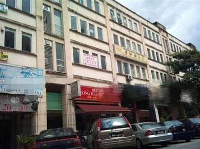 Shop apartment metro prima kepong tingkat 4