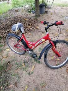 Bicycle refurbish