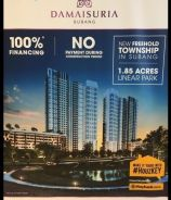 RM919/mth OWN A NEW CONDO AT DAMAISURIA - SEIRING RESIDENCE FREEHOLD