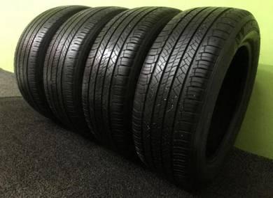 Tayar 18 inci/inch 235 55 18 x 4pcs Michelin Tour