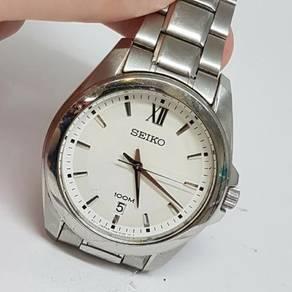 Seiko quart watch. 7n-42 ofpo.