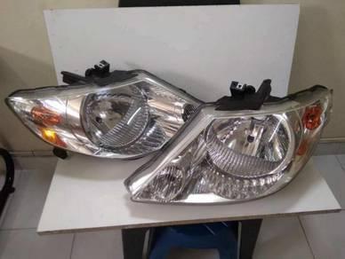 Honda City SEL Head Lamp Lh