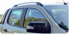 Ford Ranger T6 Aluminium roof rail rack Wildtrak