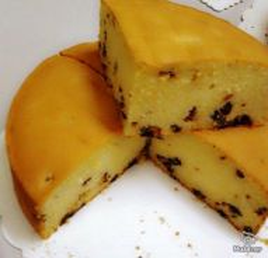 American Date Cake (Kek Kurma)