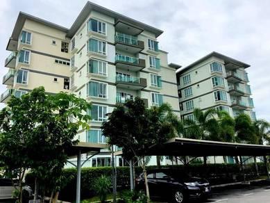 D'infinia Condominium at Jalan Lapangan Terbang