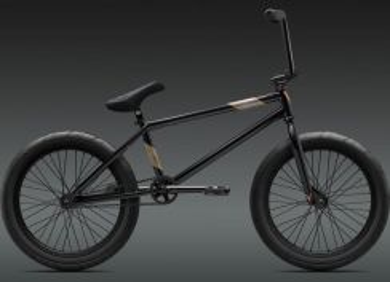2017 VERDE VEX BMX - Gloss Black