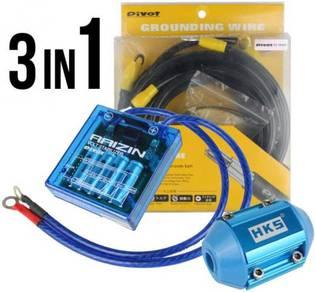 PIVOT Voltage Stabilizer, Magnet, Ground Cable ORI