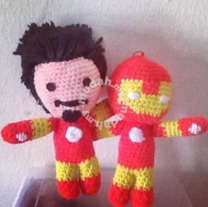 Amigurumi crochet soft toy