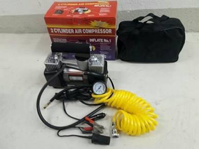 12V Pump Trye Car Air Compressor(High Pressure)