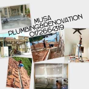 House repair/ setiawangsa
