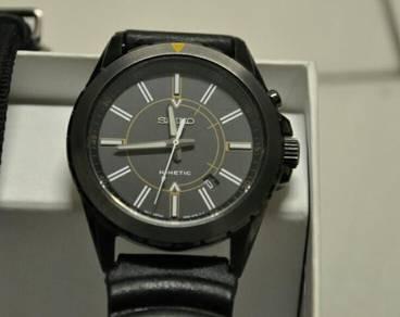 Seiko kinetic ska 705 watch (jam kinetik)