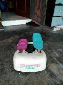 Mini stepper alat senaman